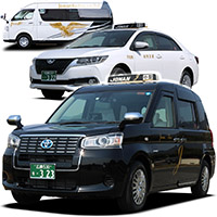Speaking of jumbo taxis and taxis in Hiroshima, Jonan Kotsu Co., Ltd.